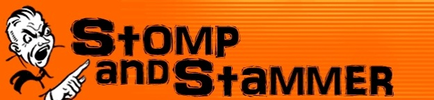 stomp-stammer