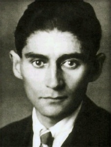 Feeling your pain:  Franz Kafka
