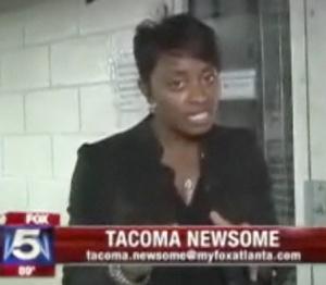 tacoma newsome