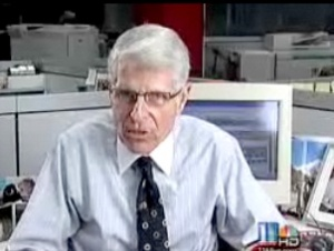 """Hey- I work hard.  Why not my printer?""  Bill Liss, WXIA"