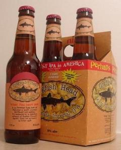 Quality currency:  Dogfish Head 90 Minute IPA
