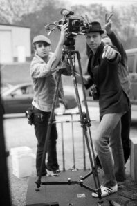 Auteur mode:  Darrell Hazelrig (right)