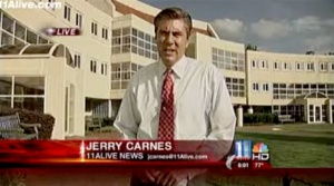 More to offer than a hankie:  Jerry Carnes, WXIA