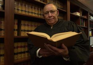 Judge Jim Oxendine - AJC photo
