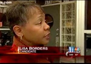 lisa borders on wxia