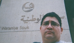 Eddie Cortes in Kuwait City