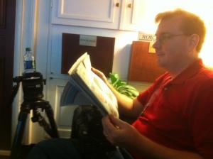 Steven Boissy, in the office of Rep. Sanford Bishop (D-GA)