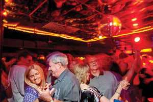 Atlanta Magazine photo of Johnny's Hideaway
