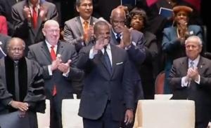 reed's inauguration