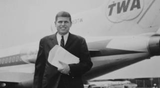 Bill Liss, airline PR guy