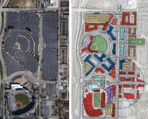 Image of GSU's Turner Field plan