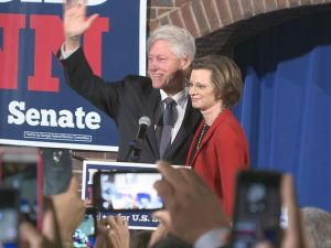 Clinton and Nunn
