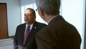 Councilman Bond declines to chat